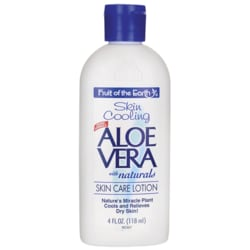 Fruit of the EarthAloe Vera Skin Care Lotion