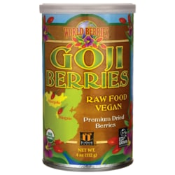 FunFresh FoodsWorld Berries Organic Goji Berries