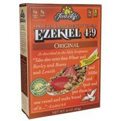 Food For LifeEzekiel 4:9 Sprouted Grain Crunchy Cereal - Original