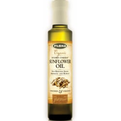 Flora Bija Organic Hydro-Therm Sunflower Oil