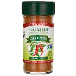 Frontier Natural Products Co-OpOrganic Cayenne Ground