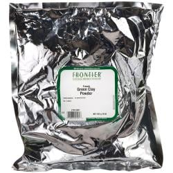 Frontier Natural Products Co-OpFrench Green Clay Powder