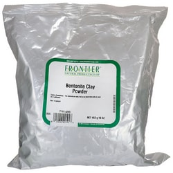 Frontier Natural Products Co-Op Bentonite Clay Powder