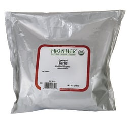 Frontier Natural Products Co-OpOrganic Powdered Garlic