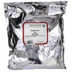 Frontier Natural Products Co-OpOrganic Sencha Leaf Tea