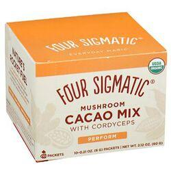 Four SigmaticMushroom Hot Cacao Mix - Dark & Spicy
