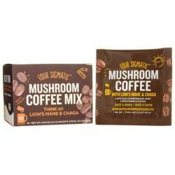 Four SigmaticMushroom Coffee Mix - Think