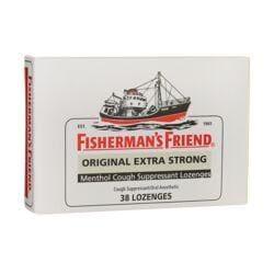 Fisherman's FriendMenthol Cough Suppressant Lozenges