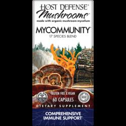 Fungi Perfecti Host Defense MyCommunity