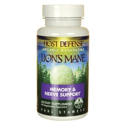 Fungi Perfecti Host Defense Lion's Mane