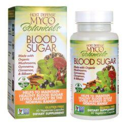 Fungi PerfectiHost Defense MYCO Botanicals Blood Sugar