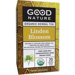 Good NatureLinden Blossom Organic Tea
