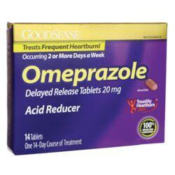 Good SenseOmeprazole