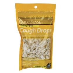 Good Sense Cough Drops Honey Lemon Flavor