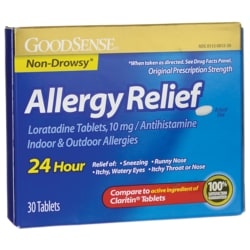 Good SenseAllergy Relief