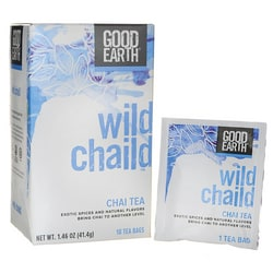 Good Earth Wild Chaild Chai Tea