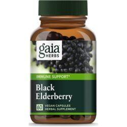 Gaia HerbsBlack Elderberry