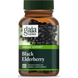 Gaia black elderberry