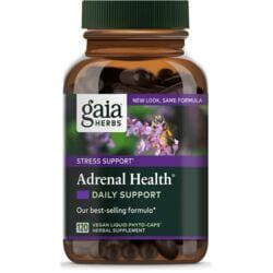 Gaia HerbsAdrenal Health Daily Support