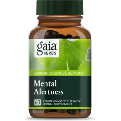 Gaia HerbsMental Alertness