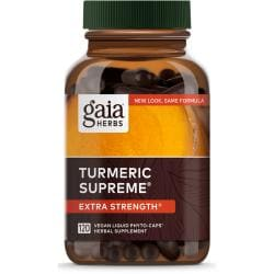 Gaia HerbsTurmeric Supreme Extra Strength