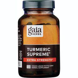 Gaia HerbsTurmeric Supreme Extra Strength