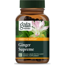 Gaia HerbsGinger Supreme