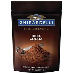 GhirardelliPremium Baking Cocoa - Natural Unsweetened Cocoa