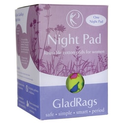 GladRagsCotton Night Pad