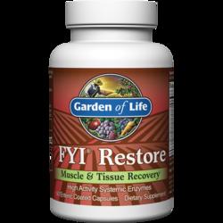 Garden of Life FYI Restore
