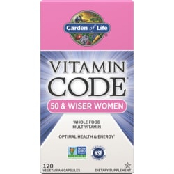 Garden of LifeVitamin Code 50 & Wiser Women
