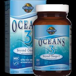 Garden of Life Oceans 3 Beyond Omega-3