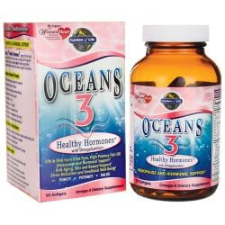 Garden of LifeOceans 3 Healthy Hormones