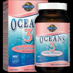 Garden of LifeOceans 3 Healthy Hormones