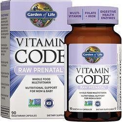 Garden of LifeVitamin Code RAW Prenatal