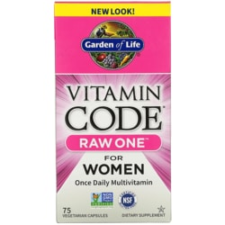 Garden of LifeVitamin Code RAW One for Women