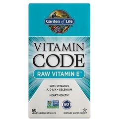 Garden of Life Vitamin Code Raw Vitamin E Complex