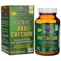 Garden of LifeVitamin Code Raw Calcium