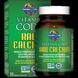 Garden of LifeVitamin Code Raw Calcium