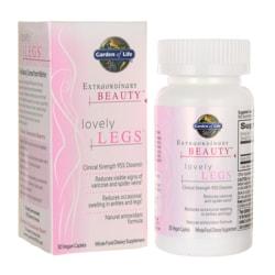 Garden of Life Extraordinary Beauty Lovely Legs