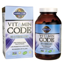 Garden of LifeVitamin Code 50 & Wiser Men
