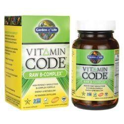 Garden of LifeVitamin Code Raw B-Complex