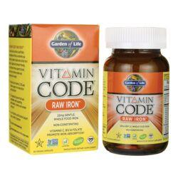 Garden of LifeVitamin Code Raw Iron