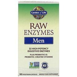 Garden of LifeRAW Enzymes Men