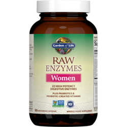 Garden of LifeRAW Enzymes Women