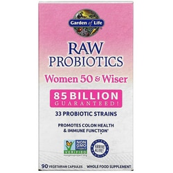 Garden of LifeRAW Probiotics Women 50 & Wiser