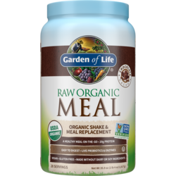 Garden of LifeRAW Organic Meal Organic Shake & Meal Replacement- Chocolate