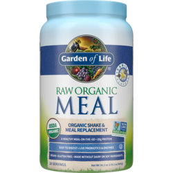 Garden of LifeRaw Organic Meal Shake & Meal Replacement- Vanilla