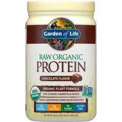 Garden of LifeOrganic Raw Protein - Chocolate Cacao