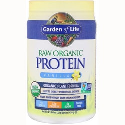 Garden of LifeOrganic Raw Protein - Vanilla